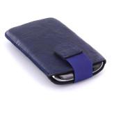 Mobiparts Uni Pouch SMOKE Size S Navy Blue