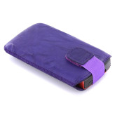 Mobiparts Uni Pouch SMOKE Size S Purple