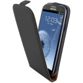 Mobiparts Premium Flip Case Samsung Galaxy S3 (Neo) Black