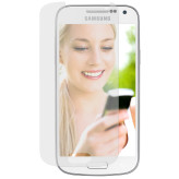 Mobiparts Screenprotector Samsung Galaxy S4 Mini Clear (2 pack)