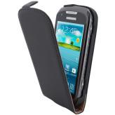 Mobiparts Premium Flip Case Samsung Xcover 2 Black
