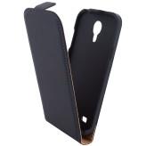 Mobiparts Premium Flip Case Samsung Galaxy S4 Mini Black