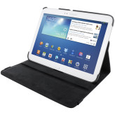 Mobiparts 360 Rotary Stand Case Samsung Galaxy Tab 3 10.1 Black