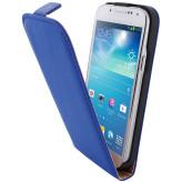 Mobiparts Premium Flip Case Samsung Galaxy S4 Mini Blue