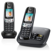 Gigaset C620A Duo Black