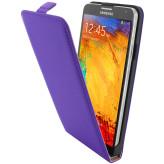 Mobiparts Premium Flip Case Samsung Galaxy Note 3 Purple