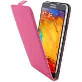 Mobiparts Premium Flip Case Samsung Galaxy Note 3 Pink
