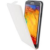 Mobiparts Premium Flip Case Samsung Galaxy Note 3 White