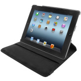 Mobiparts 360 Rotary Stand Case Apple iPad 2/3/4 Black
