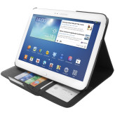 Mobiparts Business Folio Case Samsung Galaxy Tab 3 10.1 Black