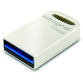 Integral Metal Fusion 64GB USB 3.0 Flash Drive