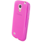 Mobiparts Essential TPU Case Samsung Galaxy S4 Mini Pink