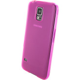 Mobiparts Essential TPU Case Samsung Galaxy S5 / S5+ / S5 Neo Pink