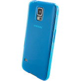 Mobiparts Essential TPU Case Samsung Galaxy S5 / S5+ / S5 Neo Blue