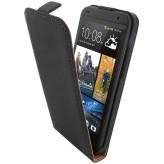 Mobiparts Premium Flip Case HTC Desire 601 Black