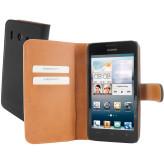 Mobiparts Premium Wallet Case Huawei Ascend G510 Black