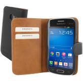 Mobiparts Premium Wallet Case Samsung Galaxy Trend Lite Black