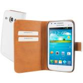 Mobiparts Premium Wallet Case Samsung Galaxy Core White
