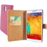 Mobiparts Premium Wallet Case Samsung Galaxy Note 3 Pink
