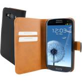 Mobiparts Premium Wallet Case Samsung Galaxy S3 Black