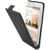 Mobiparts Premium Flip Case Huawei Ascend G6 Black
