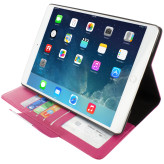 Mobiparts Business Folio Case Apple iPad Air Pink