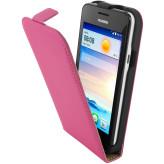Mobiparts Premium Flip Case Huawei Ascend Y330 Pink