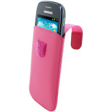 Mobiparts Premium Pouch Size S Pink