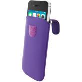 Mobiparts Premium Pouch Size L Purple