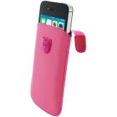 Mobiparts Premium Pouch Size L Pink