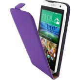 Mobiparts Premium Flip Case HTC Desire 610 Purple