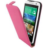 Mobiparts Premium Flip Case HTC Desire 610 Pink