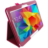 Mobiparts Stand Case Samsung Galaxy Tab 4 10.1 Pink