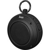 Divoom VoomBox Travel Ruggedized Bluetooth Speaker Black