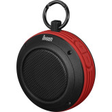 Divoom VoomBox Travel Ruggedized Bluetooth Speaker Red