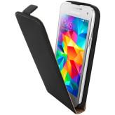 Mobiparts Premium Flip Case Samsung Galaxy S5 Mini Black