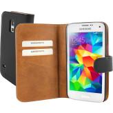 Mobiparts Premium Wallet Case Samsung Galaxy S5 Mini Black