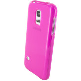 Mobiparts Essential TPU Case Samsung Galaxy S5 Mini Pink