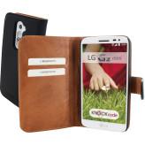 Mobiparts Premium Wallet Case LG G2 Mini Black