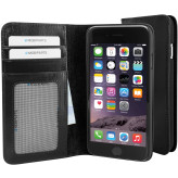 Mobiparts Excellent Wallet Case Apple iPhone 6/6S Jade Black