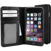 Mobiparts Excellent Wallet Case Apple iPhone 6/6S Jade Black