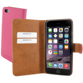 Mobiparts Premium Wallet Case Apple iPhone 6/6S Pink
