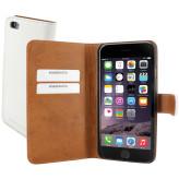 Mobiparts Premium Wallet Case Apple iPhone 6/6S White