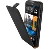 Mobiparts Premium Flip Case HTC Desire 516 Black