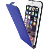 Mobiparts Premium Flip Case Apple iPhone 6 Plus/6S Plus Blue