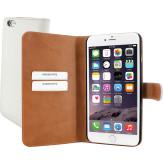 Mobiparts Premium Wallet Case Apple iPhone 6 Plus/6S Plus White