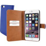 Mobiparts Premium Wallet Case Apple iPhone 6 Plus/6S Plus Blue