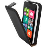 Mobiparts Essential Flip Case Nokia Lumia 530 Black