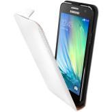Mobiparts Premium Flip Case Samsung Galaxy A3 White