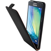 Mobiparts Premium Flip Case Samsung Galaxy A5 Black